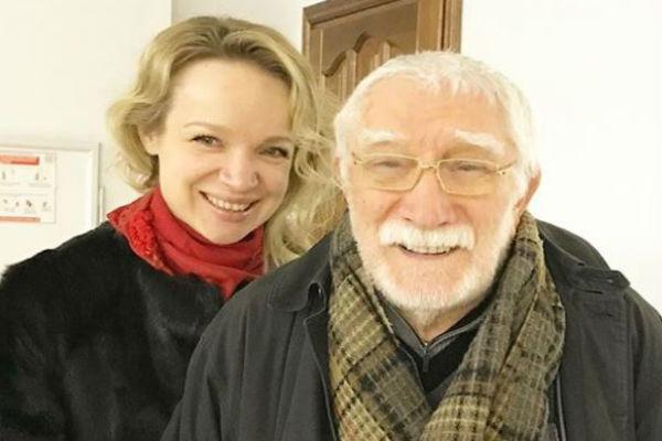 Это последняя совместная фотография Виталины и Армена Борисовича