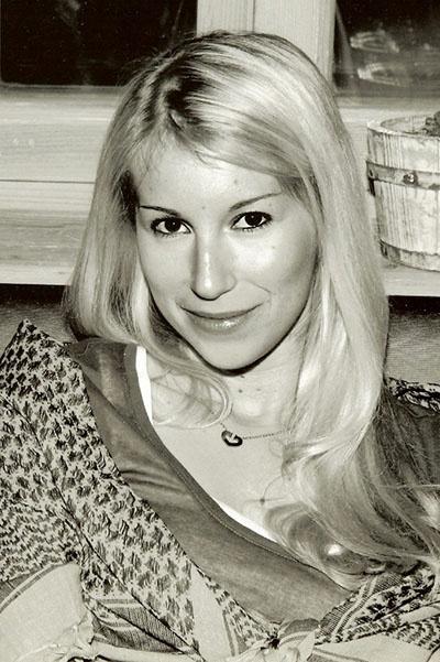 Александра Ярмольник