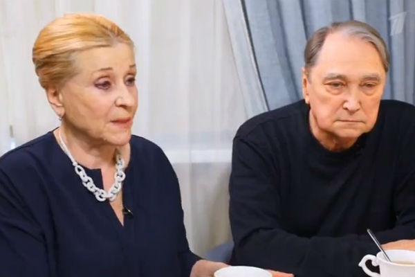Супруги познакомились во время обучения в институте