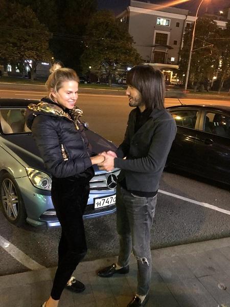 Леван готов воспитывать ребенка Ольги Казаченко