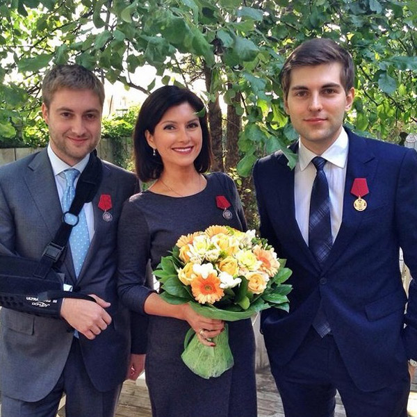 Максим Шарафутдинов, Анна Павлова и Дмитрий Борисов