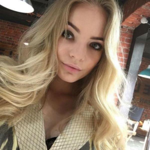 Лиза Пескова несколько лет училась в Европе