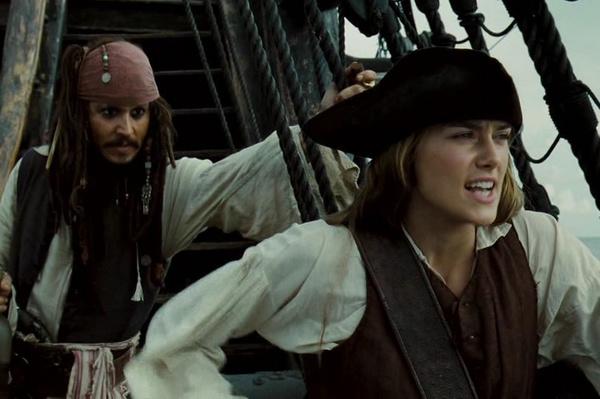Кира прославилась благодаря фильму «Пираты Карибского моря»