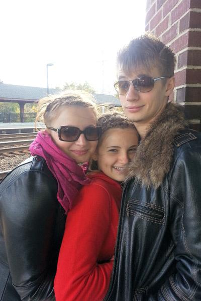 Люба, Диана и Павел – не позволили маме сдаться