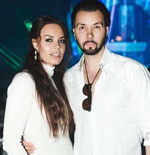 Ирина и Денис Клявер