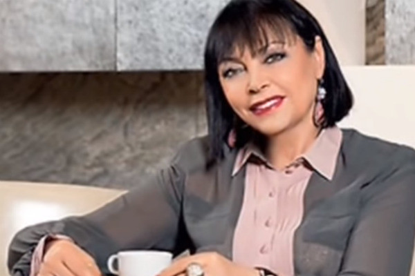 Евгения Соловьева, вторая супруга Никоненко