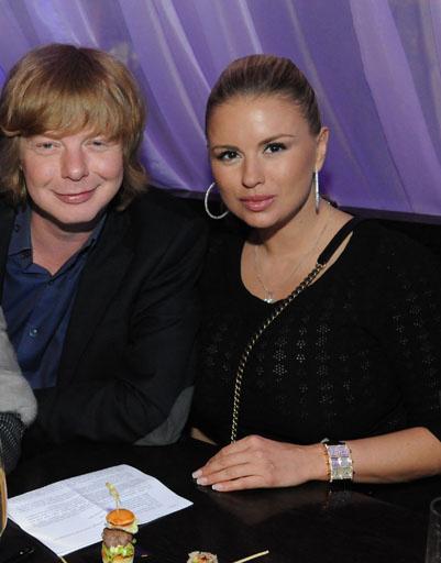 Андрей Григорьев-Апполонов и Анна Семенович