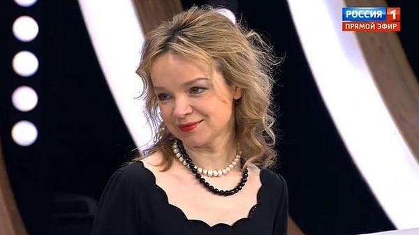 Виталина Цымбалюк-Романовская не подтверждает обвинения бывшего мужа и подозрения его друга