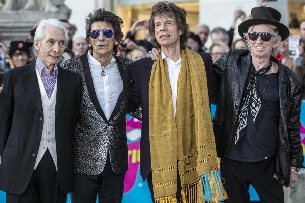 Состав группы не менялся с 1975 года