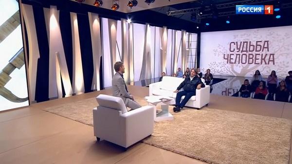 Юрий Лоза дал интервью Борису Корчевникову