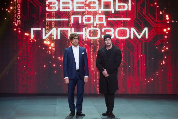 Иса Багиров и Максим Галкин