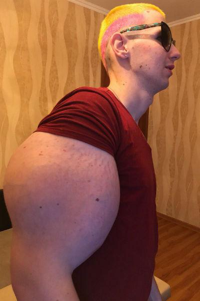 Кирилл Терешин планирует еще много изменений внешности