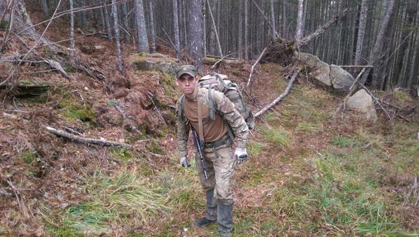 Во время службы сыну Машкова пришлось жить в экстремальных условиях