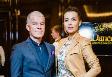 Олег Газманов, Ирина Безрукова, Мария Бутырская на вечере магии танца - Dance Club Awards 2018