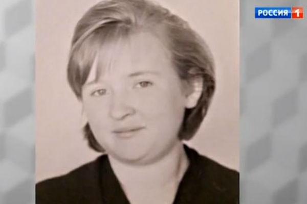 Мать Сергея Фролова Галина