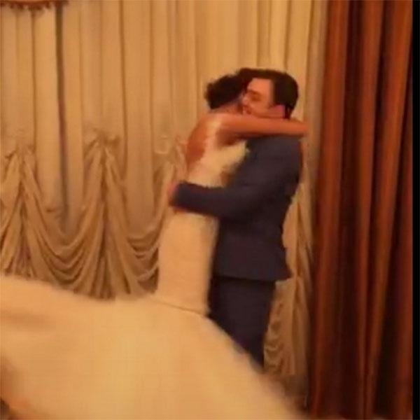 Гобозовы радуются второй свадьбе, как и первой