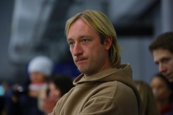 Евгений Плющенко волновался за выступление сына