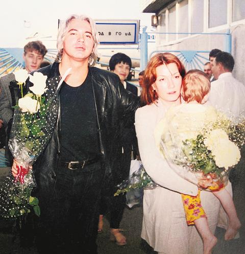 Брак Дмитрия и Светланы распался в 1999 году