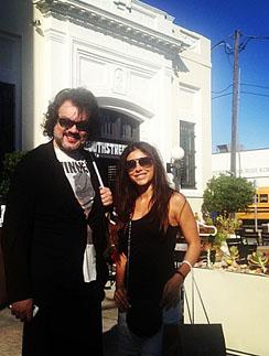 Ани Лорак и Филипп Киркоров в Майами