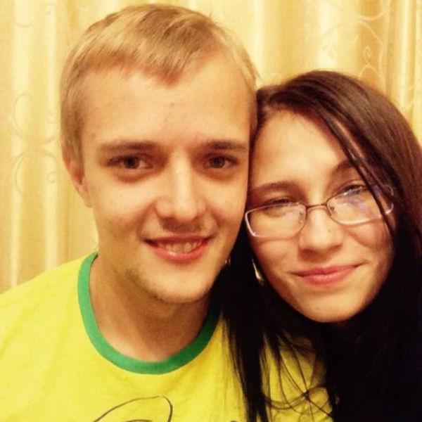 Сергей Зверев-младший со своей девушкой Марией