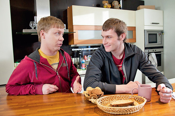 Антон Богданов уговаривает Николая Наумова купить дом в Москве