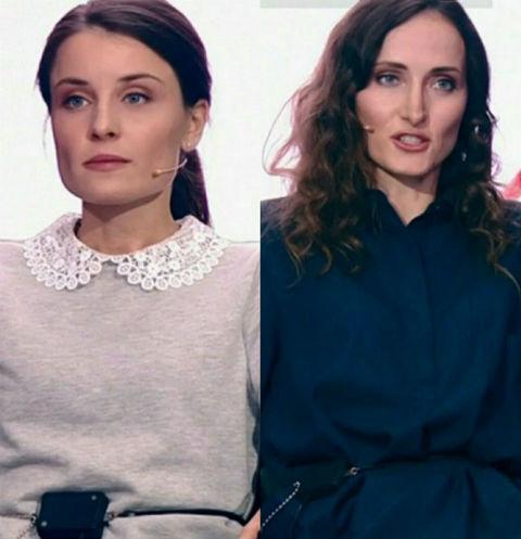 Мария Васильева и Анастасия Бегунова