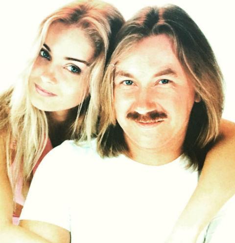 Игорь и Юлия Николаевы