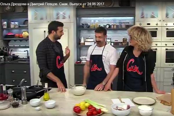 Дмитрий Певцов и Ольга Дроздова в гостях у Ивана Урганта