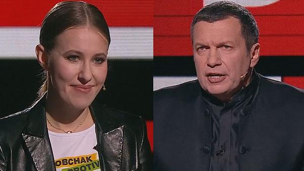Мнения зрителей разделились на два лагеря: одни считали, что Собчак одержала победу над Соловьевым, другие вступились за ведущего