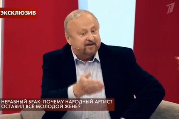Сосед Пуговкина рассказал о том, что говорил ему актер