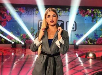Любовница Александра Серова упала в обморок на модном показе
