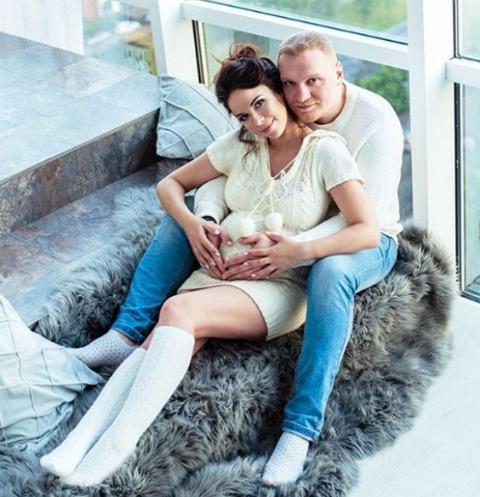 Сергей Сафронов и его супруга Екатерина