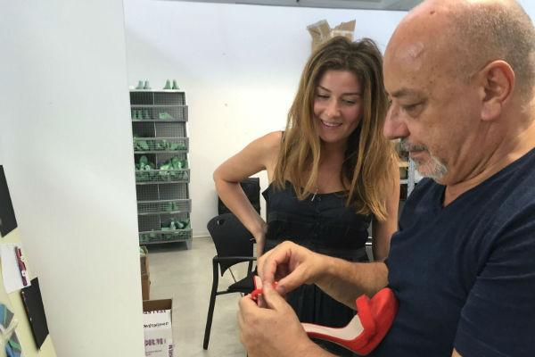 Эрнесто Эспозито ситает, что коллекция будет олицетворять Жанну Бадоеву