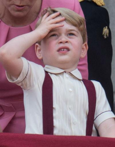 Также мальчик невероятно эмоционален
