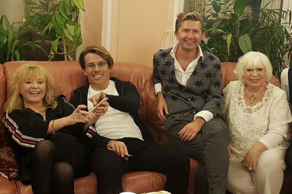 Александр Селезнев дружит с семьей Аллы Пугачевой
