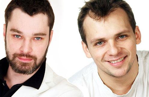 Степан Морозов и Алексей Янин
