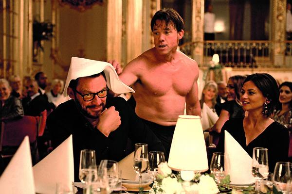 Сцена из фильма «Квадрат»