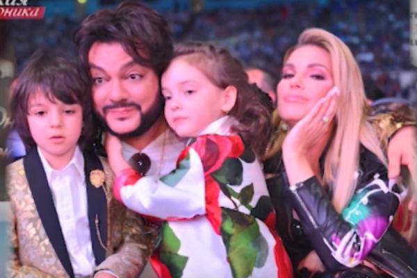 Екатерина Гусева подружилась с детьми Филиппа Киркорова