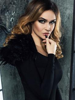 Алена Водонаева станет модельером в 2014 году