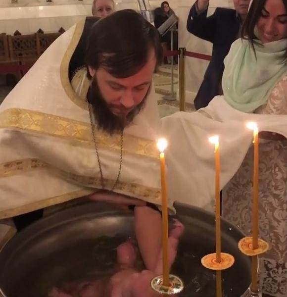 Крещение Алисы