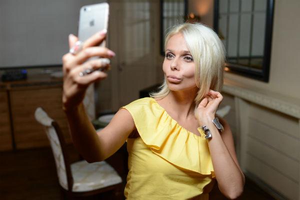 Ксения Новикова призвала девушек быть более естественными