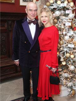 Сергей Мазаев с женой Галиной