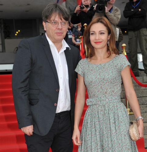 Евгения Брик и Валерий Тодоровский
