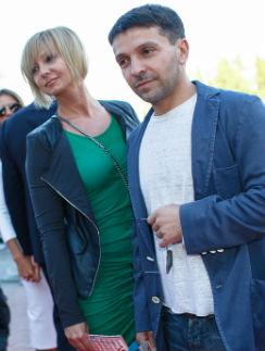 Леонид и Анна Барац