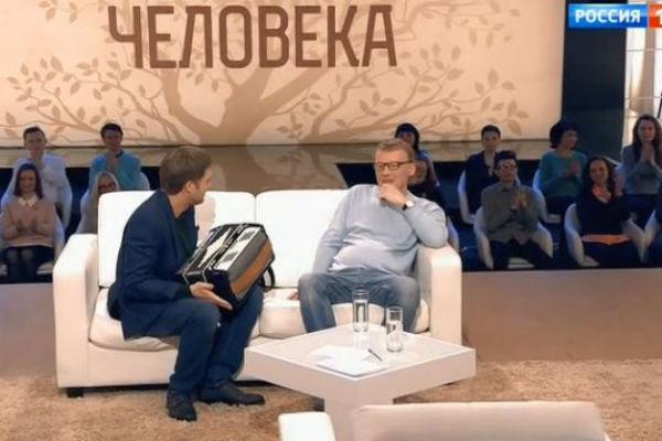 Серебряков оставил российское гражданство
