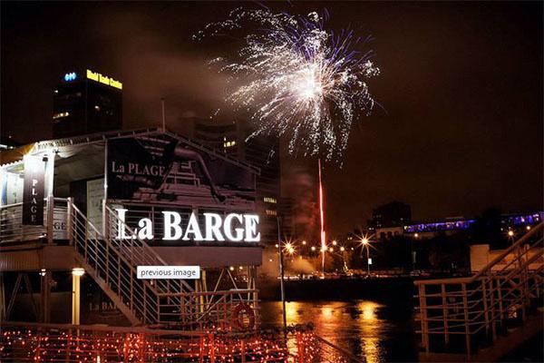 Таким La Barge запомнят его многочисленные посетители