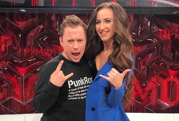 Андрей Гайдулян и Ольга Бузова