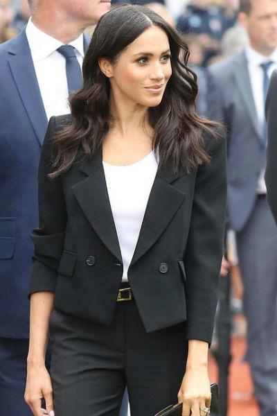 Членам королевской семьи не нравится стиль Меган