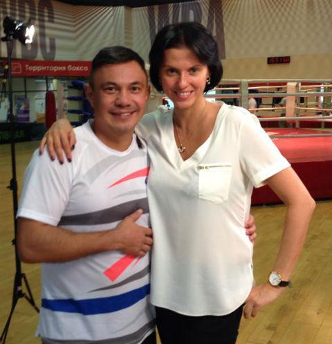 Российский боксер Костя Цзю станет отцом впятый раз