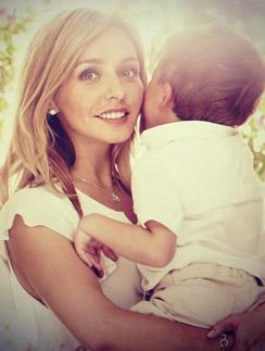 Татьяна Навка мечтает о втором ребенке